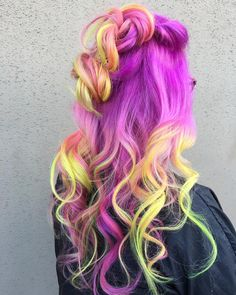 Hair in the Bright Hair Colors category - Page 4 of 215