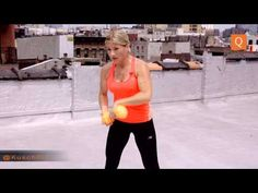 20 Minutes of Legs With Sarah Kusch - YouTube