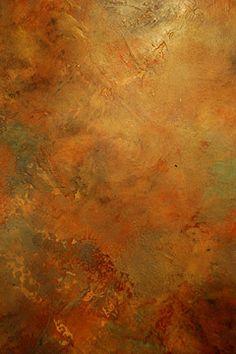 Beautiful faux paint finish by Fauxology