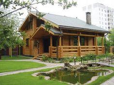 Desain Rumah Kayu Yang Minimalis