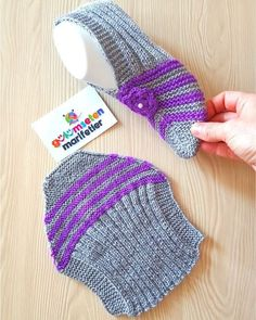 knitting pattern for voodoo doll knitting patterns golf head covers free knitting patterns for a beginner knitting pattern drawing Baby Knitting Patterns, Knitting Designs, Free Knitting, Knitting Projects, Crochet Patterns, Diy Knitting Slippers, Crochet Slippers, Easy Crochet, Knit Crochet