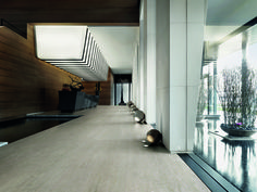 Materia [D] Forma Tortora 60x120 cm Porcelanato Todo Masa tipo cemento aparente De venta exclusiva en PROINTER