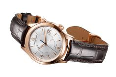 www.watchtime.com | reviews  | Wake Up Caller: Jaeger LeCoultres Master Memovox | JLC Memovox front 560