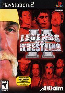 Legends of Wrestling II - PS2 Game