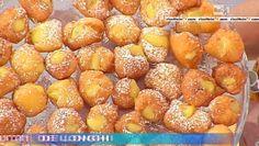 Tutte le ricette delle castagnole di Anna Moroni: ripiene, di ricotta, alle mandorle o alle castagne. Non vi resta che scegliere!