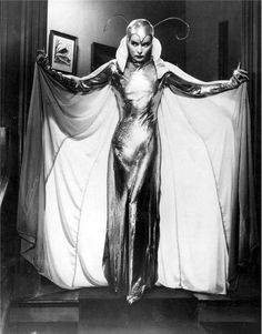 Katharine Hepburn dans Christopher Strong (La Phalène d'argent) de Dororothy Azner - 1933