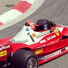 Ferrari 312 t2 Niki Lauda