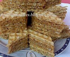 Mini Desserts, Sweet Desserts, Cream Cheese Flan, Ukrainian Recipes, Romanian Recipes, Cake Recipes, Dessert Recipes, Waffle Cake, Romanian Food