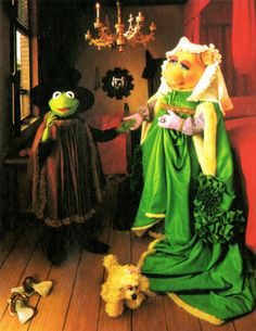 The Muppets - Fine Art Parody - the-muppets Fan Art