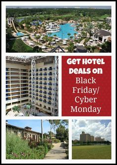 Black Friday and Cyber Monday hotel deal roundup
