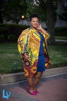 [african_ dress], [african_skirts], [african_fashion]The Dream World in Fashion African Print Peplum Top, African Print Dresses, African Wear, African Attire, African Fashion Dresses, African Dress, African Outfits, Ankara Fashion, African Prints
