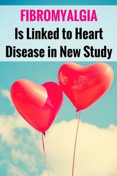 Fibromyalgia linked to heart disease in new study
