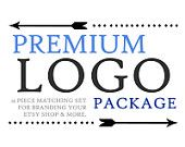 Custom LOGO Design / Product Label Packaging / Shop Branding. $45.00, via Etsy.