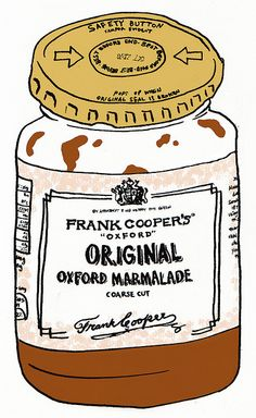 Oxford Marmalade by hwayoungjung, via Flickr