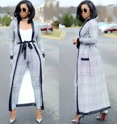 VAZN New Fashion Brand 2018 Casual Rompers Full Sleeve Long Jumpsuit 3 Piece Women Rompers Set Fashion, Black Women Fashion, Look Fashion, Womens Fashion, Fashion Brand, Ladies Fashion, Fashion 2018, Vintage Fashion, Fashion Online
