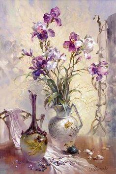 Vjugovey Rimma Nikolaevna The artist ...