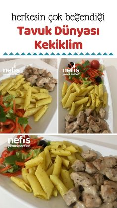 Tavuk Dünyası Kekiklim (Kendinize Hayran Bırakın) – Nefis Yemek Tarifleri – Tavuk tarifleri – Las recetas más prácticas y fáciles Lunch Recipes, Meat Recipes, Easy Dinner Recipes, Chicken Recipes, Italian Chicken Dishes, Food Porn, Tasty, Yummy Food, Delicious Recipes