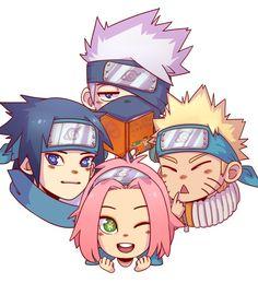 Naruto Comic, Anime Naruto, Naruto Cute, Otaku Anime, Naruto Shippuden Sasuke, Kakashi Sensei, Naruto Sasuke Sakura, Naruto Drawings, Naruto Sketch