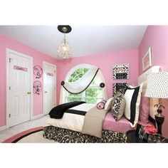 Teen Bedrooms For Girls Design, Pictures, Remodel, Decor and Ideas -... ❤ liked on Polyvore