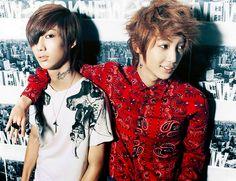 Kwangmin & Youngmin (Jo Twins) from Boyfriend
