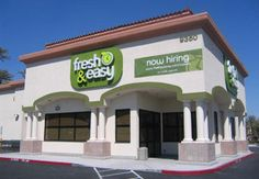 Tesco to sell Fresh & Easy stores – including 70 in Southern California – as profits drop 96 percent