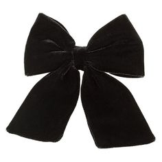 Women's Topshop Velvet Hair Bow (27 BRL) ❤ liked on Polyvore featuring accessories, hair accessories, bows, hair, fillers, hair bow accessories, topshop, bow hair clip, barrette hair clip and hair bows