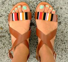 Querida Claudina: DIY: Recicla tus chanclas en 5 minutos!