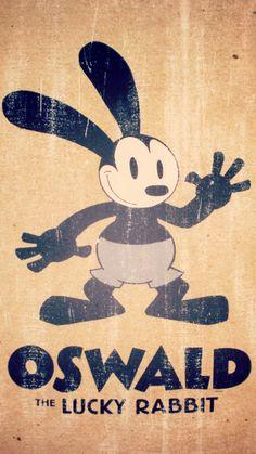 oswald the lucky rabbit wallpaper - Buscar con Google