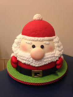 Bolo Papai Noel !!