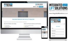 New Website for Integrated Lift Solutions