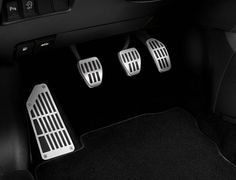 Nissan Qashqai 2014 Sports Pedals And Foot Rest Manual New Genuine KE4604E012