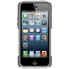 OtterBox Commuter Series Wallet, Schutzhülle mit Case  für das Apple iPhone 5, Weiß/Grau - http://www.xn--handyhllen-shop-4vb.de/produkt/otterbox-commuter-series-wallet-schutzhuelle-mit-case-fuer-das-apple-iphone-5-weissgrau/