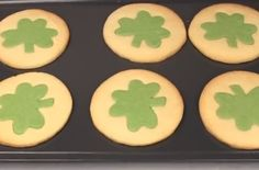 Pillsbury Shamrock Shape Sugar Cookies  |  Incredibly soft and sweet, it is no wonder why I loved these cookies so much. @bakelikeapro