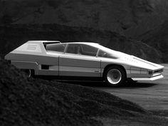 Alfa Romeo Navajo Concept by BERTONE