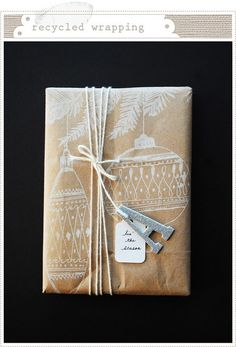 "I love this blog for wrapping ideas. ""A gift wrapped life"" really good blog imo!"