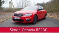 Skoda Octavia RS230 im Test / Den Aufpreis wert? Probefahrt / Review