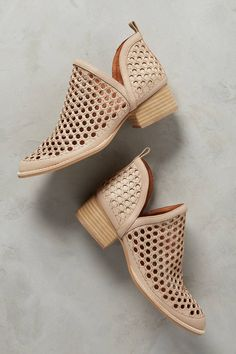 Slide View: 1: Jeffrey Campbell Bolton Perforated Booties