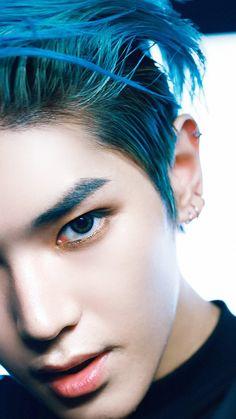 """superm taeyong with that intense stare"" Shinee, Taemin, Lee Taeyong, Nct 127, Lucas Nct, Jaehyun Nct, Winwin, K Pop, Nct Debut"