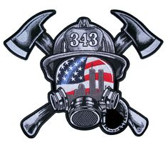 fallen 343 firefighter patch Firefighter Paramedic, Volunteer Firefighter, Firefighter Cross, Fireman Tattoo, Firefighter Tattoos, Firefighter Drawing, Firefighter Stickers, Firefighter Shirts, Firefighter Quotes