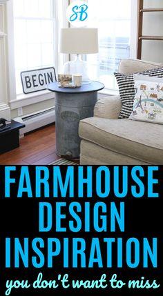 15 Charming Farmhouse Decor Ideas You'll Want to Copy