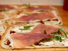 Parma, Tapas Party, Scandinavian Food, Good Food, Yummy Food, Small Meals, Yummy Appetizers, Food Porn, Brunch