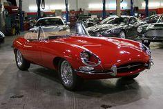 1963 Jaguar E-Type Series 1 Roadster