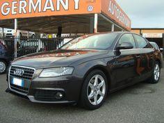 Audi A4 2.0 TDI DPF AMBITION a 21.900 Euro | Berlina | 52.800 km | Diesel | 105 Kw (143 Cv) | 05/2009