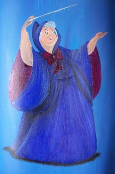 Fairy Godmother by Billy Wallwork [©2013]