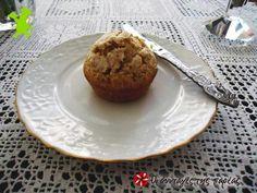 Muffins ολικής με σταφίδες #sintagespareas