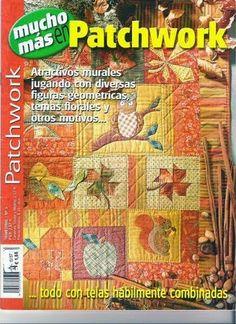 Revistas de manualidades Gratis: Revista de Patchwork descargar