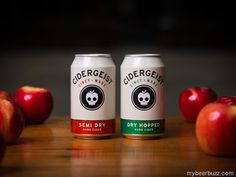 mybeerbuzz.com - Bringing Good Beers & Good People Together...: Rhinegeist Launching Cidergeist Hard Cider Cans 10...