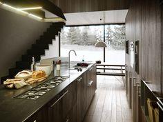【 studio éL 】✖ Stunning kitchen concept. Where do I sign up?