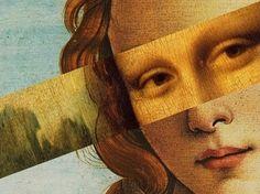 a768121f27 botticellis-venus-and-mona-lisa- Luigi Tarini