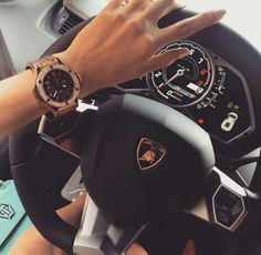 EARTH Energy #QUEEN >> What's YOUR Energy Archetype?? << Take the Free Personality Quiz: http://www.OracleKailo.com/MyEnergyProfile | luxury lifestyle; car interiors; car selfies; luxury car; watch and steering wheel